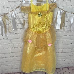 Disney Belle Costume sz Small